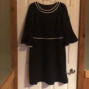 Black Jessica Howard Dress